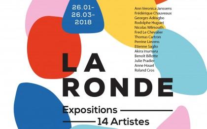 LA RONDE VOTRE RDV D'ART CONTEMPORAIN